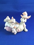 Slide Into The Celebration - Precious Moment Figurine