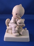 Bear Ye One Another's Burdens - Precious Moment Figurine