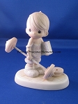 Believe The Impossible - Precious Moment Figurine