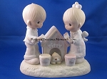 Bless This House - Precious Moment Figurine
