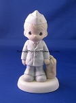 Bless Those Who Serve Their Country - Air Force- Precious Moment Figurine
