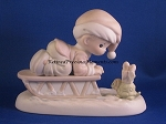 Bringing You A Merry Christmas - Precious Moment Figurine