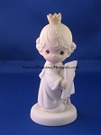 Congratulations, Princess - Precious Moment Figurine