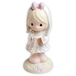 This Day Has Been Made In Heaven- Precious Moment Figurine