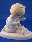 Dawn's Early Light - Precious Moment Figurine
