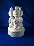 Wee Three Kings - Precious Moment Musical Figurine
