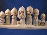 This Is The Day Which The Lord Hath Made - Precious Moments Figurine