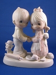 Forgiving Is Forgetting - Precious Moments Figurine