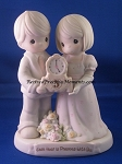 Each Hour Is Precious With You - Precious Moment Figurine