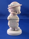Follow Your Heart - Precious Moment Figurine