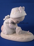 Friendship Grows When You Plant A Seed - Precious Moment Figurine