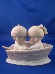 Friends Never Drift Apart - Precious Moment Figurine