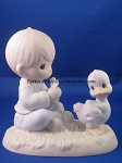 Friends To The Very End - Precious Moment Figurine