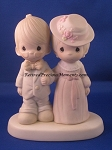 God Bless Our Family - Precious Moment Figurine