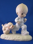 God's Speed - Precious Moment Figurine
