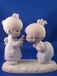 Good Friends Are Forever - Precious Moment Figurine