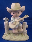 Hallelujah Country - Precious Moment Figurine