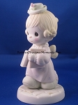 Happy Days Are Here Again - Precious Moment Figurine