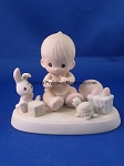 Heaven Bless You - Precious Moment Figurine