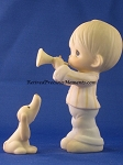 He Is My Song - Precious Moment Figurine