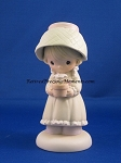 His Love Will Shine On You - Precious Moment Figurine