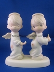 Holy Smokes - Precious Moment Figurine