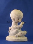 I Believe In Miracles - Precious Moment Figurine