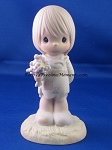 I Belong To The Lord - Precious Moment Figurine