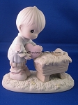 I'll Give Him My Heart - Precious Moment Figurine