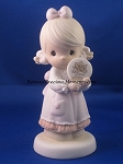 I'm A Precious Moments Fan - Precious Moment Figurine