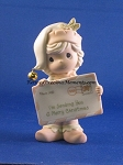 I'm Sending You a Merry Christmas - 1998 Precious Moment Figurine