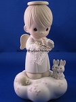 I'm So Glad You Fluttered Into My Life - Precious Moment Figurine