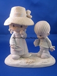 I Picked A Special Mom - Precious Moment Figurine