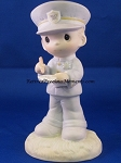 It Is Better To Give Than To Recieve - Precious Moment Figurine