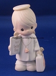 It's A Perfect Boy (Mini Nativity) - Precious Moment Figurine