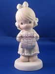 I Would Be Lost Without You - Precious Moment Figurine