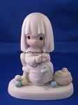 Jesus Is Coming Soon - Precious Moment Figurine