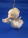Joy To The World - Precious Moment Ornament
