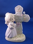 Lead Me To Calvary - Precious Moment Figurine