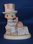 Let Freedom Ring - Precious Moment Figurine