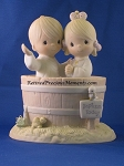 Let The Whole World Know - Precious Moment Figurine