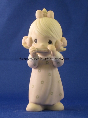 Lord Give Me A Song - Precious Moment Figurine