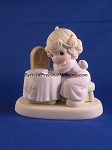 Lord Speak To Me - Precious Moment Figurine