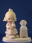 Love Cannot Break A True Friendship - Precious Moment Figurine