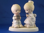Love Is Patient - Precious Moment Figurine