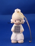 Love is Patient (Girl) - Precious Moment Ornament