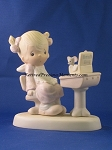 Love Is Sharing - Precious Moment Figurine