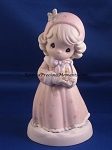 Making Spirits Bright - Precious Moment Figurine