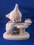 May Your Every Wish Come True - Precious Moment Figurine