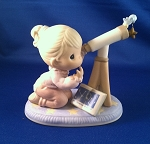 My Universe Is You - Precious Moment Figurine